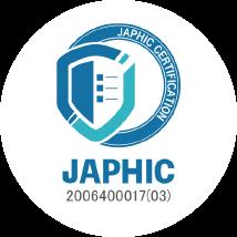 JAPHIC 01234567890123